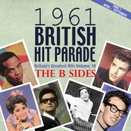 1961 BRITISH..B-SIDES 2 .. PARADE:THE B-SIDES PART TWO V/A, CD
