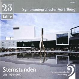 STERNSTUNDEN LIVE 1996-20 SYMPHONIEORCHESTER VORARL, CD
