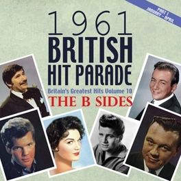 1961 BRITISH..B-SIDES 1 .. PARADE: THE B-SIDES PART ONE V/A, CD