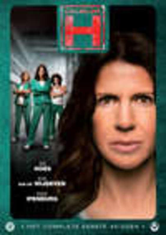 Celblok H - seizoen 1 (2 dvd)