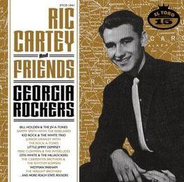 GEORGIA ROCKERS ROY MOSS & FRIENDS V/A, CD