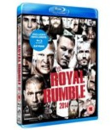 Wwe - Royal Rumble 2014
