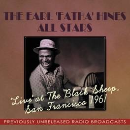 LIVE AT THE CLUB.. .. HANGOVER 1954 EARL HINES, CD