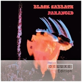 PARANOID -CD+DVD/DELUXE- + BONUS DVD Audio CD, BLACK SABBATH, CD
