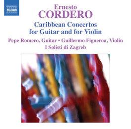 CARIBBEAN CONCERTOS FOR G ROMERO/PEPE/FIGUEROA E. CORDERO, CD