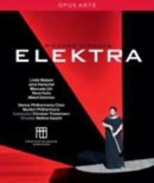 ELEKTRA, STRAUSS, RICHARD, THIELEMANN MUNICH P.O./CHRISTIAN THIELEMANN Blu-Ray, R. STRAUSS, BLURAY