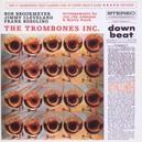 TROMBONES INC. BOB BROOKMEYER, JIMMY CLEVELAND, FRANK ROSOLINO