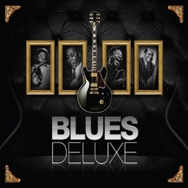 BLUES DELUXE V/A, CD