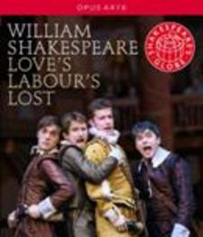 LOVE S LABOUR S LOST, SHAKESPEARE, WILLIAM CUMBUS/GRAVELLE/ANOUKA/FARTHING Blu-Ray, W. SHAKESPEARE, Blu-Ray