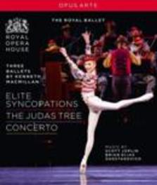 Lamb/Nunez/Choe/Mcrae/Royal Opera H - Elite Syncopations/The Judas Tree/C