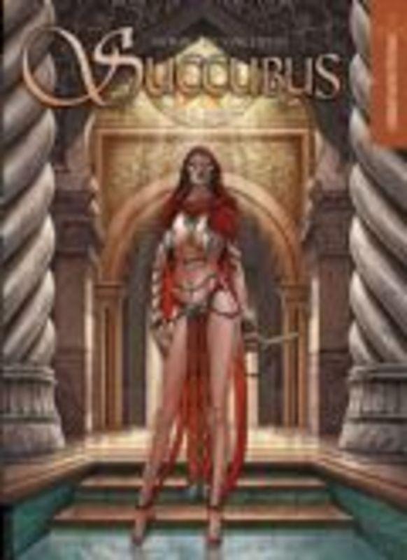 Roxelane Succubus, Mosdi, Thomas, Hardcover