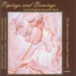 PIPINGS & BOWINGS TURNER/LAWSON/HOWARTH/PRICE HURD/MILFORD/BLACKFORD, CD