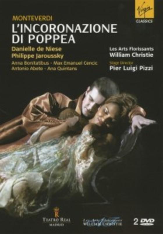 Monteverdi L'Inconorazione Di