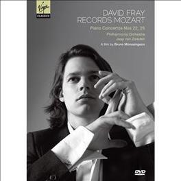 David Fray - Wolfgang Amadeus Mozart: Klavierkonzerte Nr. 22 & 25