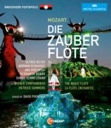 DIE ZAUBERFLOTE W.A. MOZART, Blu-Ray
