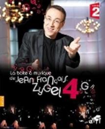 LA BOITE A MUSIQUE PAL/ALL REGIONS // JEAN-FRANCOIS ZYGEL ZYGEL, JEAN-FRANCOIS, DVD