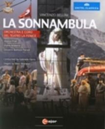 LA SONNAMBULA VENICE 2012 V. BELLINI, BLURAY