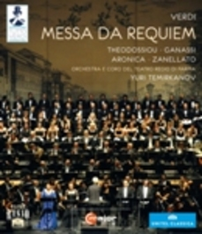 MESSA DA REQUIEM/TUTTO VE G. VERDI, Blu-Ray
