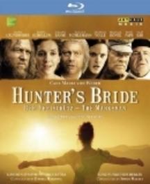 HUNTER'S BRIDE MOVIE, Blu-Ray