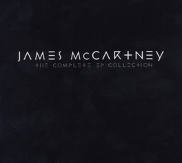 COMPLETE EP COLLECTION 1ST-EVER PHYSICAL RELEASE JAMES MCCARTNEY, CD