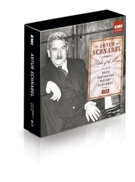 SCHOLAR OF THE PIANO.. .. *BOX* Audio CD, ARTUR SCHNABEL, CD