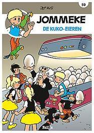 JOMMEKE 059. DE KUKO-EIEREN JOMMEKE, Nys, Jef, Paperback