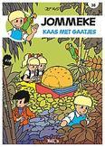 JOMMEKE 038. KAAS MET GAATJES