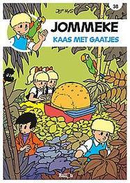 JOMMEKE 038. KAAS MET GAATJES JOMMEKE, Nys, Jef, Paperback