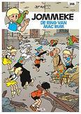 JOMMEKE 206. DE RING VAN...