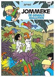 JOMMEKE 207. DE GENIALE MALLOTEN JOMMEKE, Nys, Jef, Paperback