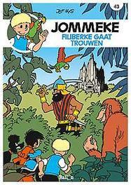 JOMMEKE 043. FILIBERKE GAAT TROUWEN JOMMEKE, Nys, Jef, Paperback