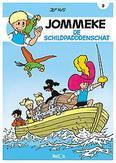 JOMMEKE 009. DE SCHILDPADDENSCHAT