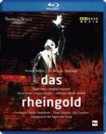 DAS RHEINGOLD R. WAGNER, Blu-Ray