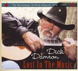 LOST IN THE MUSIC -DIGI- RECORDINGS OF DICK DAMRON 1978-1989 W/48PG. BOOKLET DICK DAMRON, CD