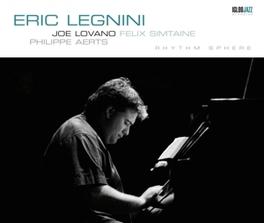 RHYTHM SPHERES ERIC LEGNINI, CD