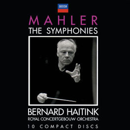 SYMPHONIES HAITINK Audio CD, G. MAHLER, CD