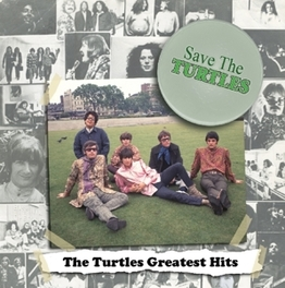 SAVE THE TURTLES GREATEST HITS Audio CD, TURTLES, CD