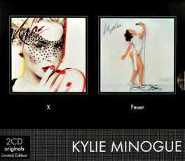 X/FEVER Audio CD, KYLIE MINOGUE, CD