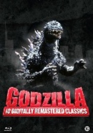 Godzilla HD Collection