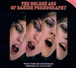 GOLDEN AGE OF DANISH PORNOGRAPHY ALEX PUDDU, Vinyl LP