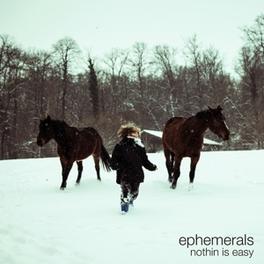 NOTHIN IS EASY EPHEMERALS, CD