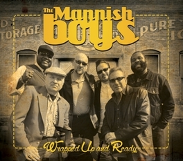 WRAPPED UP AND READY MANNISH BOYS, CD