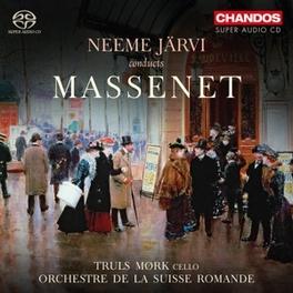 ORCHESTRAL WORKS ORCHESTRE DE LA SUISSE ROMANDE/TRULS MORK J. MASSENET, CD