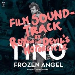 TINO-FROZEN ANGEL-CD+DVD- CD + DVD ROY & THE DEVIL'S MOTORCY, CD