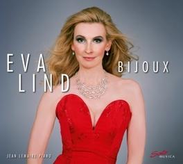 BIJOUX FRENCH SONGS FOR SOPRANO EVA LIND, CD