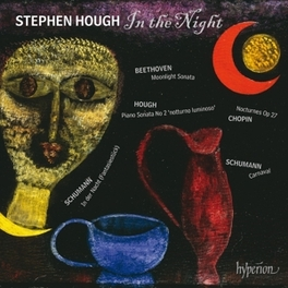 IN THE NIGHT STEPHEN HOUGH, CD