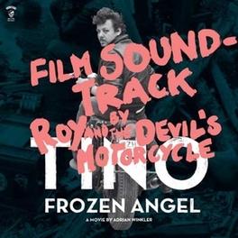 TINO-FROZEN ANGEL LP + DVD ROY & THE DEVIL'S MOTORCY, Vinyl LP