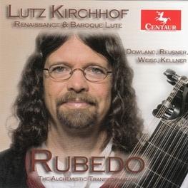 RUBEDO - ALCHEMISTIC.. .. TRANSFORMATION LABEL LUTZ KIRCHHOF, CD
