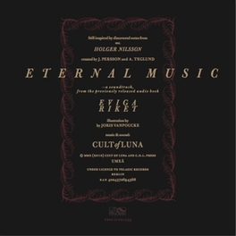 ETERNAL MUSIC THE MUSIC-ONLY PART OF AUDIO BOOK / DVD EVIGA RIKET CULT OF LUNA, Vinyl LP