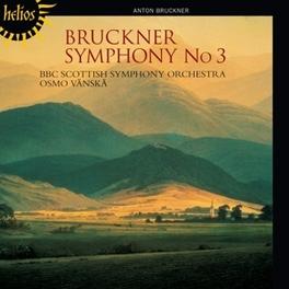 SYMPHONY NO.3 BBC SCOTTISH S.O. A. BRUCKNER, CD